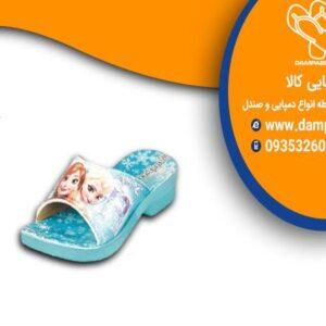 دمپایی دخترانه طرح فروزان کد 716