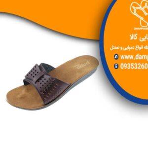 دمپایی روفرشی زنانه طرح پاپیون کد 507