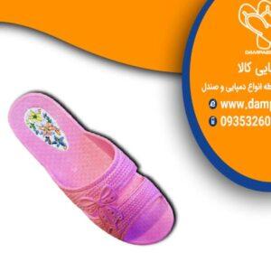 دمپایی زنانه پلاستیکی کد 810
