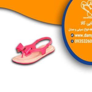 صندل دخترانه طرح پرنیا کد 721