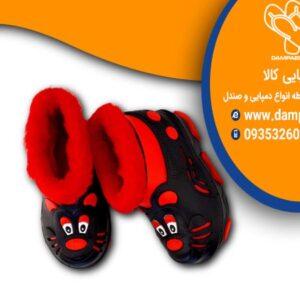 کفش زمستانی کودک کد 402