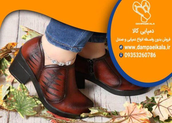 کفش زنانه طرح روژین کد 1201