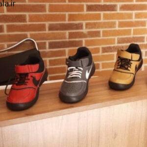 کفش پسرانه طرح نایک کد1478-دمپایی کالا