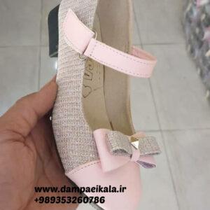 کفش دخترانه طرح پاپیون کد 1788