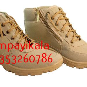 کفش ساقدار مردانه طرح البرز کد 1828