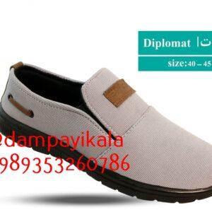 کفش مردانه طرح دیپلمات کد 1856