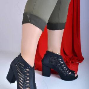 کفش مجلسی زنانه طرح کژال کد 1819