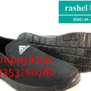 کفش کار مردانه طرح راشل کد 1825